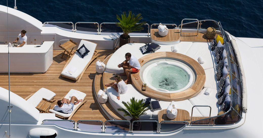5 superyachts open for last minute South of France yacht charters photo 9
