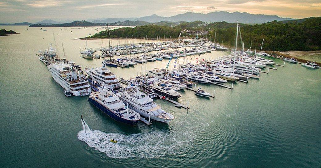 Ao Po Grand Marina in Phuket