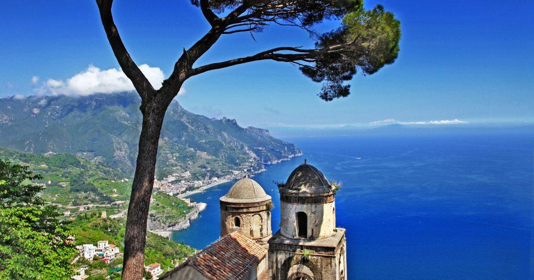 Ravello town, Amalfi Coast, Italy