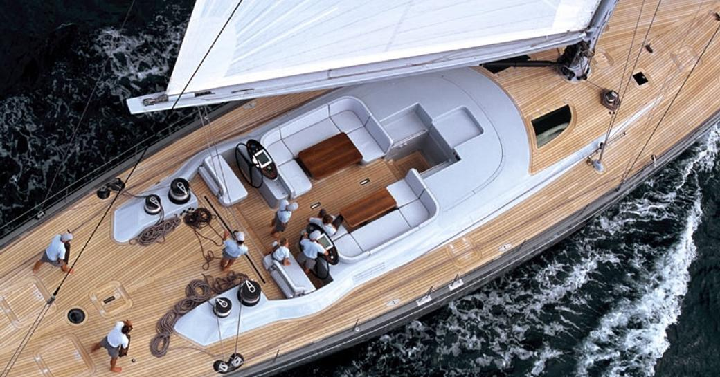 Sailing Yacht SILVERTIP Available In New Zealand This Winter photo 2