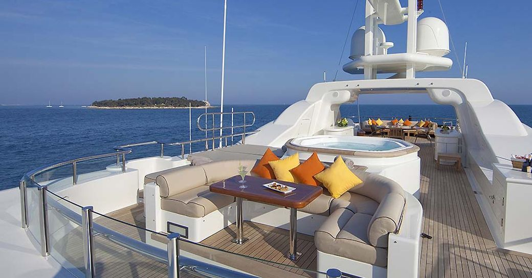 Amels 52m superyact 'Deja Too' offers 25% discount in the West Med photo 1