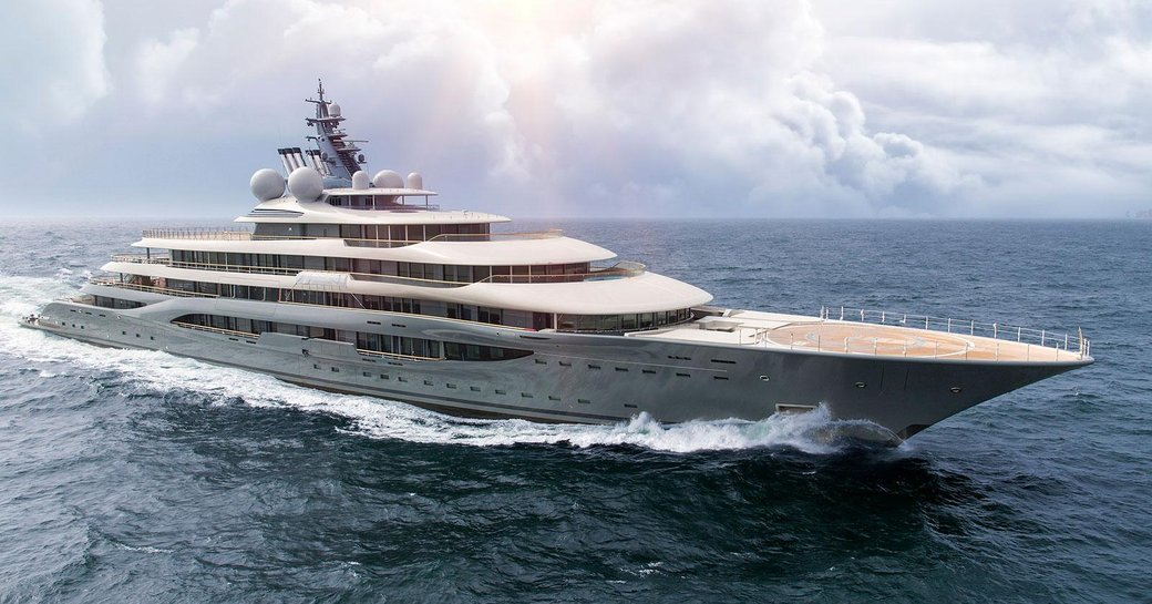 Charter yachts nominated for the 2020 Design & Innovation Awards photo 2