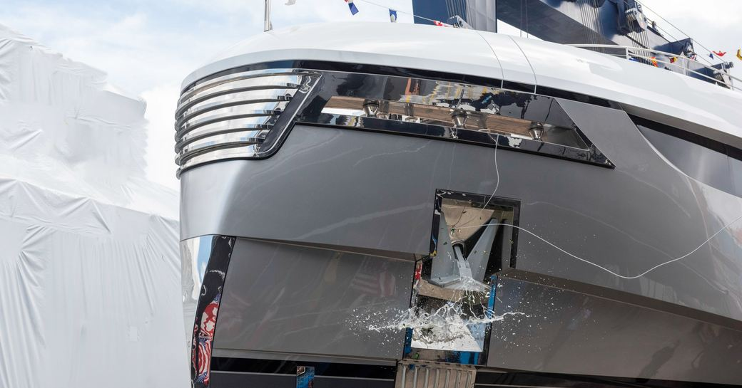 Rossinavi launches 49m 'Project Vector' as superyacht EIV photo 3
