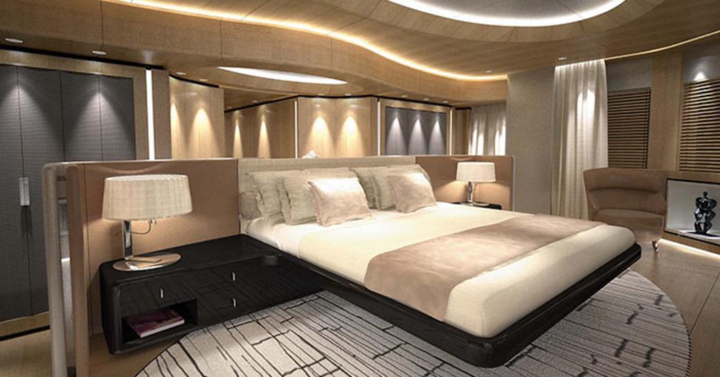 luxury yacht suerte's master suerte