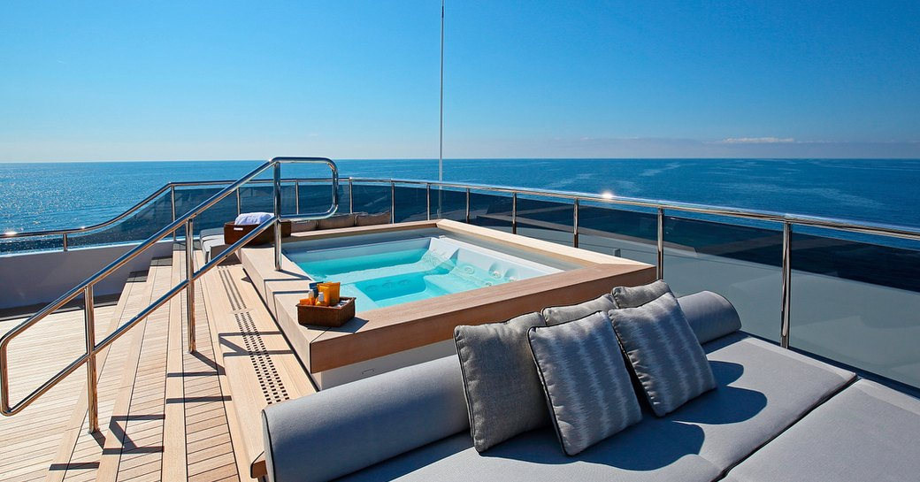 First look inside brand new 73m charter yacht 'Planet Nine' photo 9