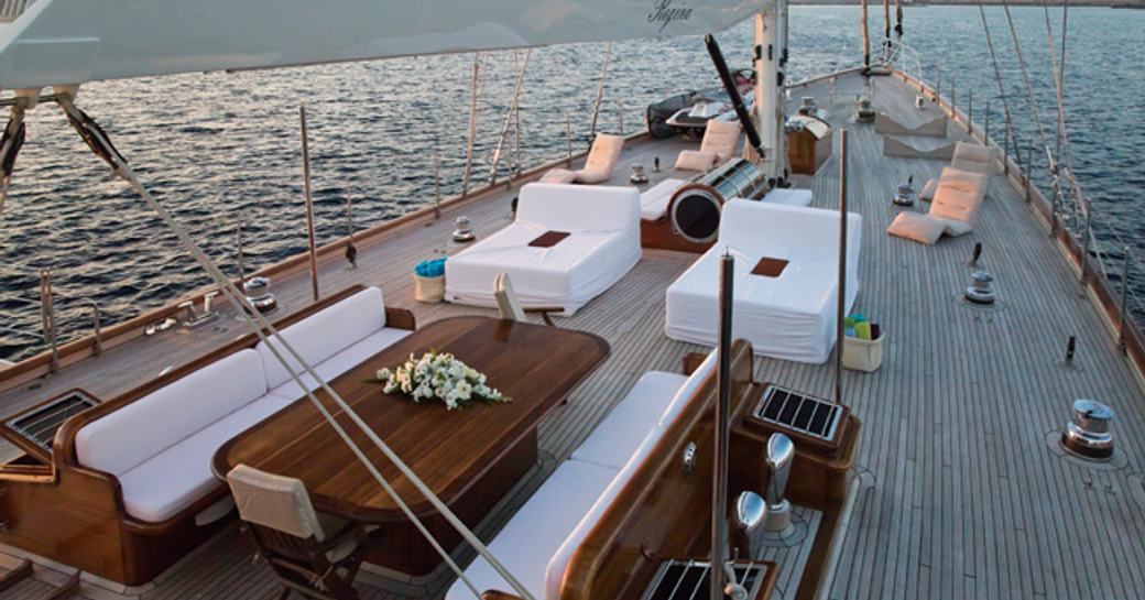 Charter Yacht REGINA Reduces Weekly Rate In The Caribbean This October photo 4