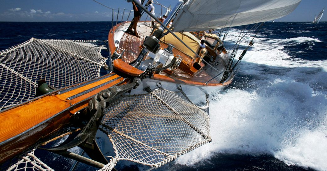 Chase the race: why you have to charter at The Antigua Classic Yacht Regatta photo 4