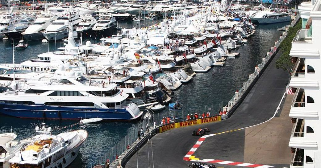 Chartering a yacht at the Monaco Grand Prix: everything you need to know photo 2