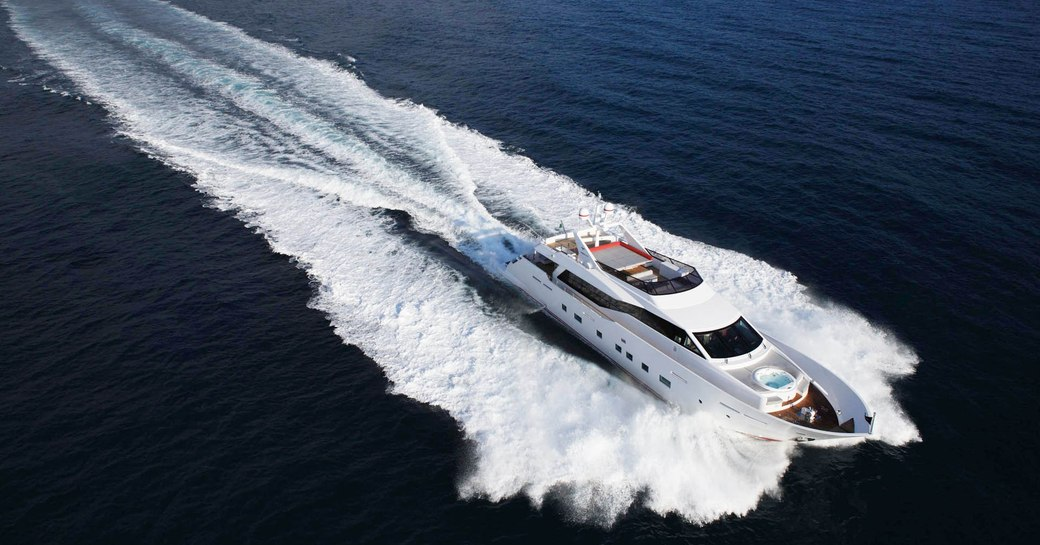 More Charter Yachts Confirmed For The Mediterranean Yacht Show 2017 photo 1