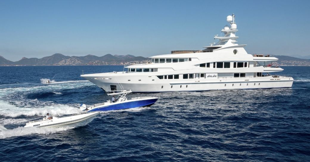 Unmissable special offer for Mediterranean yacht charters with superyacht 'Lady Luck' photo 1
