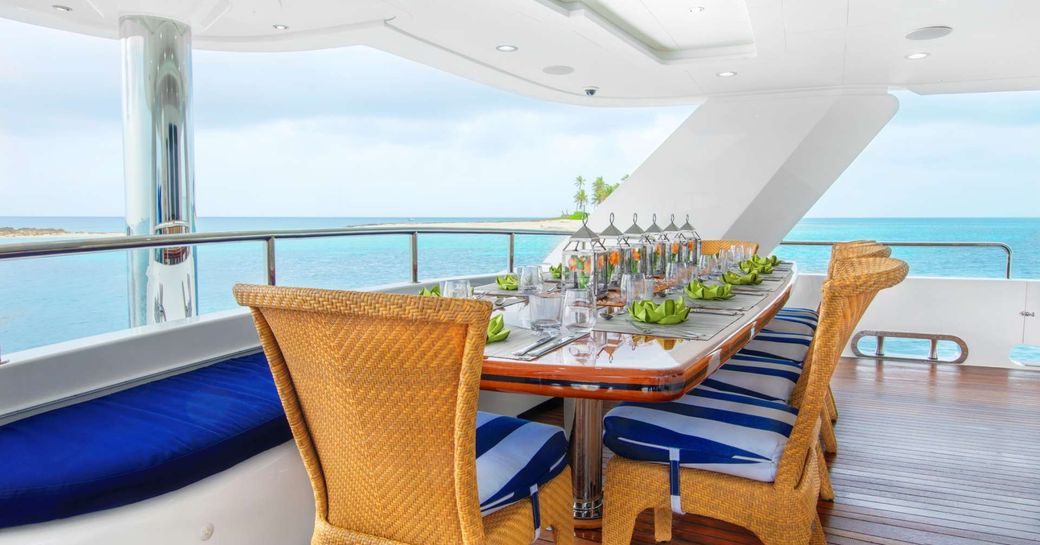 Caribbean special offer: No delivery fees  on luxury superyacht 'Island Heiress' photo 11