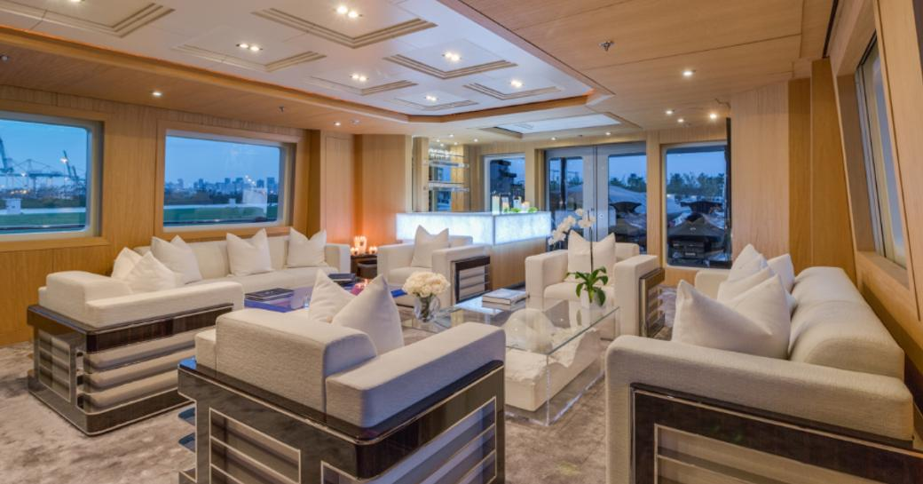 53M superyacht MIZU: Yacht charter special available in the Bahamas photo 4