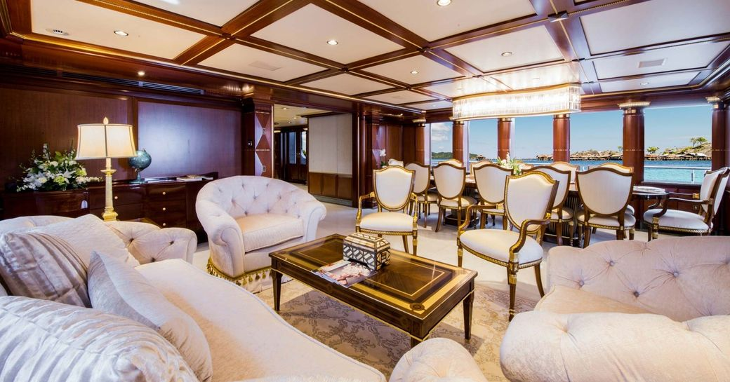 Superyacht 'My Seanna' Open For Monaco Grand Prix Charter photo 1
