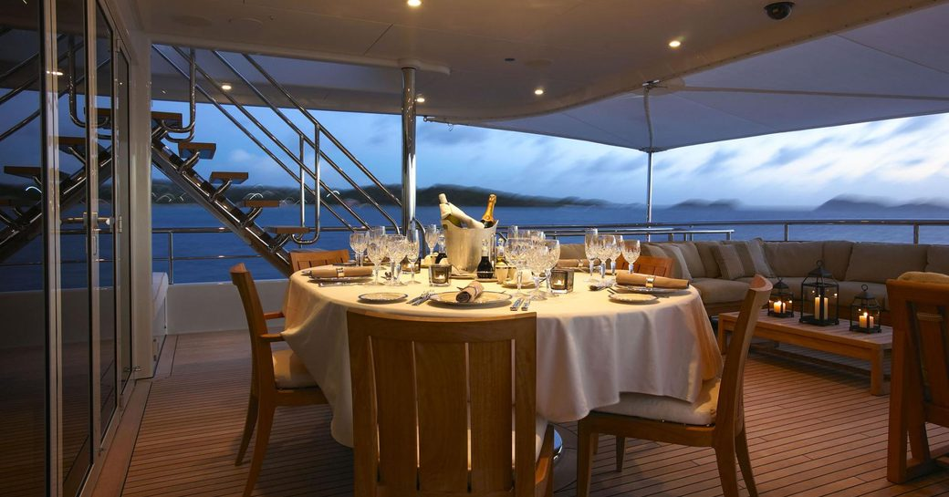 Al freso formal dining on main deck aft HARLE