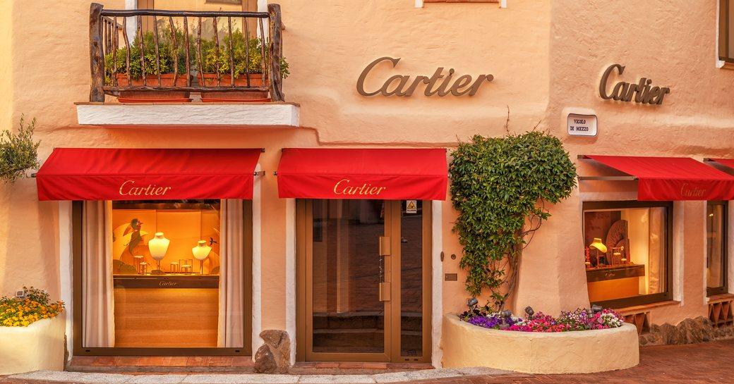 Cartier Porto Cervo