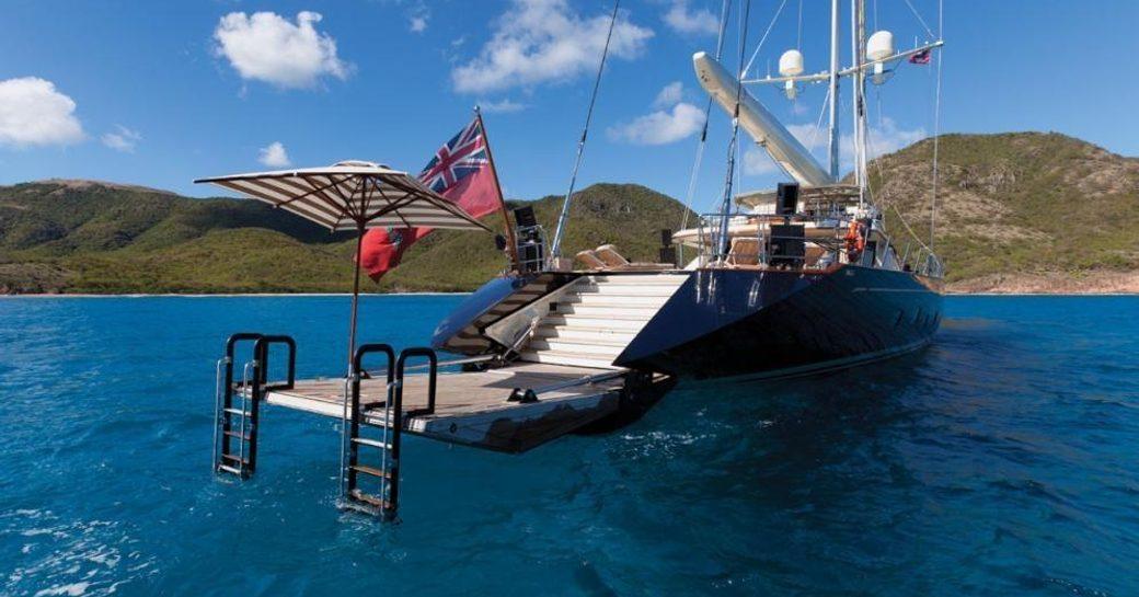 Charter Sailing Yacht TIARA For Charity photo 1