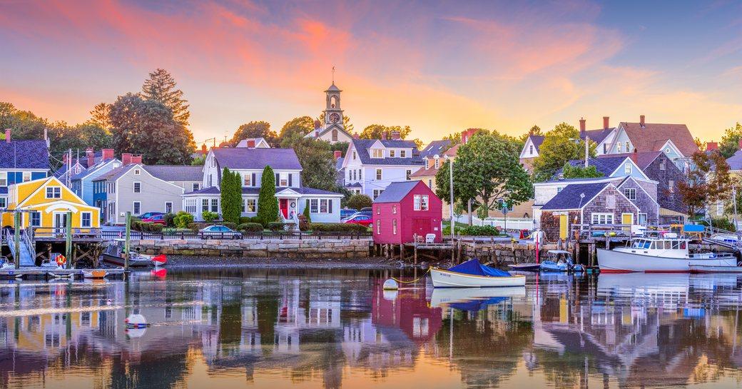 Portsmouth, New England USA