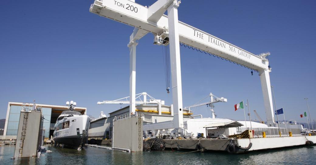Admiral Yachts Launches Brand New 55m Hybrid Superyacht 'Quinta Essentia' photo 2