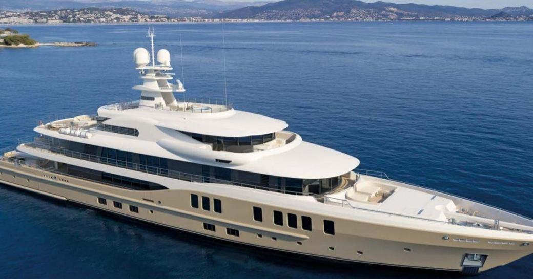 synthestis yacht rendering