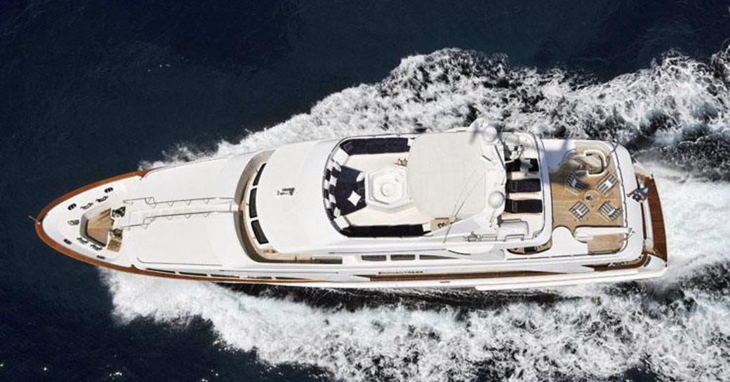 Superyacht ENCHANTRESS Offers Historic Monaco Grand Prix and Formula 1 Grand Prix Charters photo 2