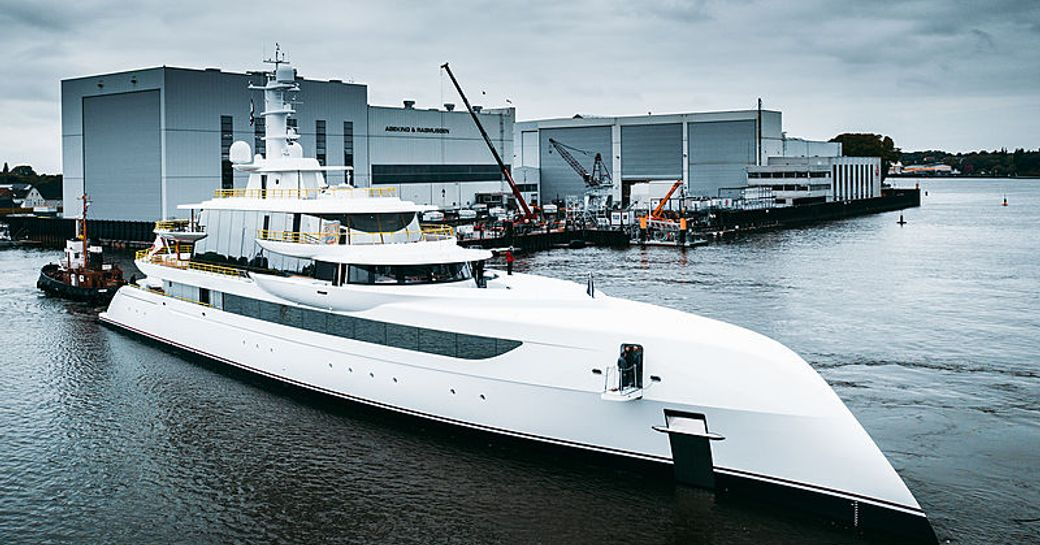 Luxury yacht EXCELLENCE from Abeking & Rasmussen