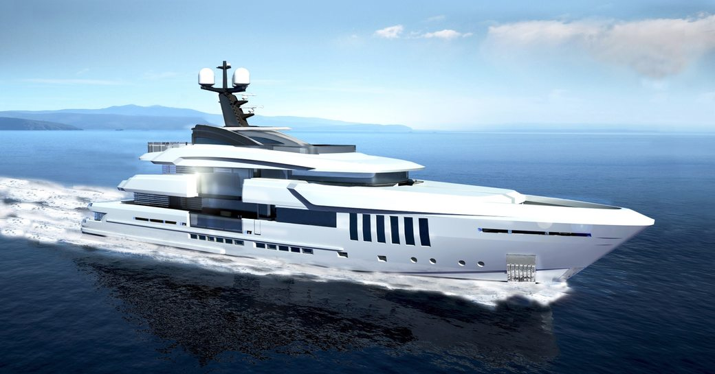 Admiral Yachts Prepares To Launch Brand New Superyacht OURANOS photo 1