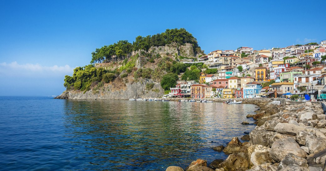 little island in greece, perfect for social distancing