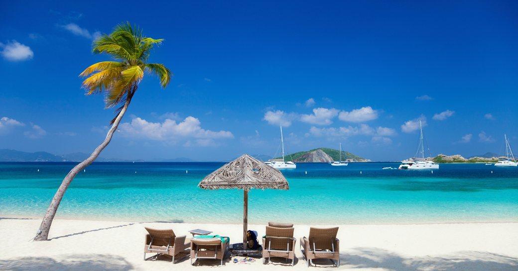 Beach on Virgin Islands