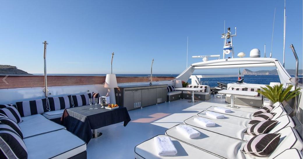Superyacht 'Ocean Glass' Open For Charter Following Refit photo 5