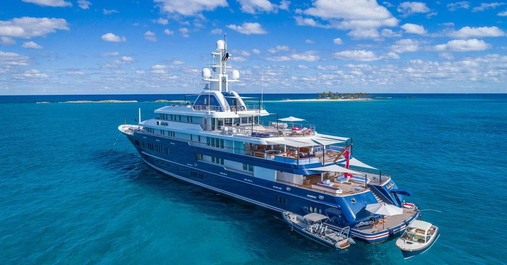 VIDEO: Experience a yacht charter vacation on board Lurssen superyacht 'Bella Vita' photo 12