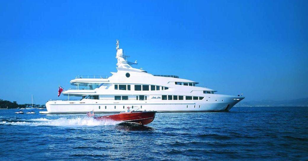 Oceanco Superyacht 'Lady Lola'
