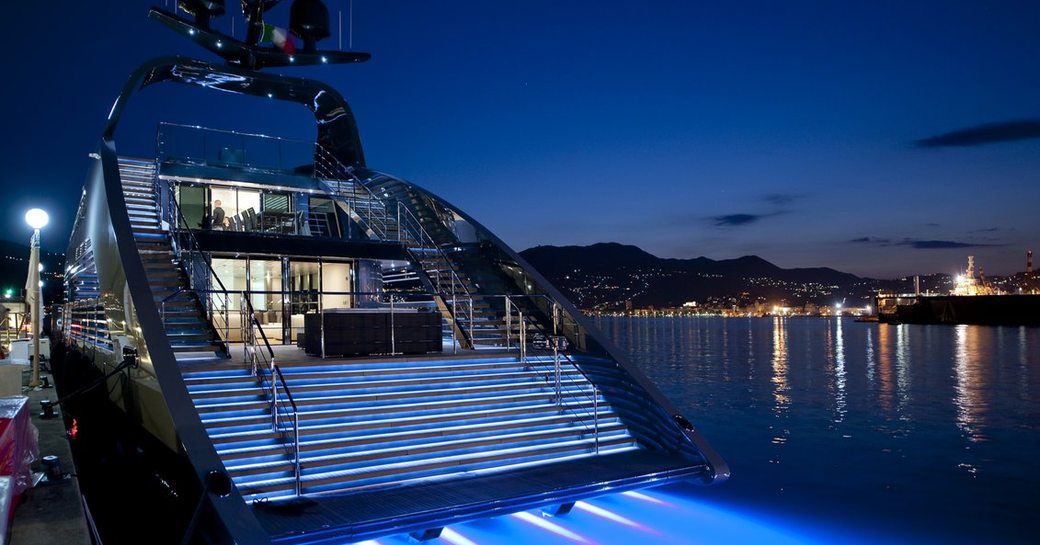 Superyacht Ocean Emerald offers Thailand charter discount photo 7