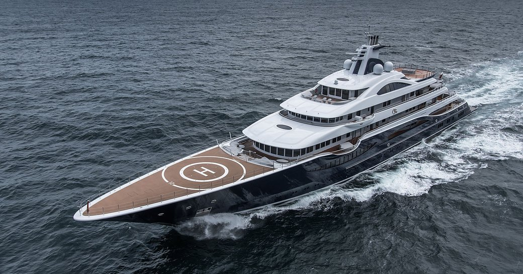 Charter yachts nominated for the 2020 Design & Innovation Awards photo 5