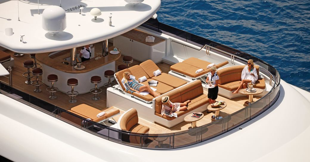 Superyacht 'Martha Ann' Available For Charter In The Mediterranean This Summer photo 1
