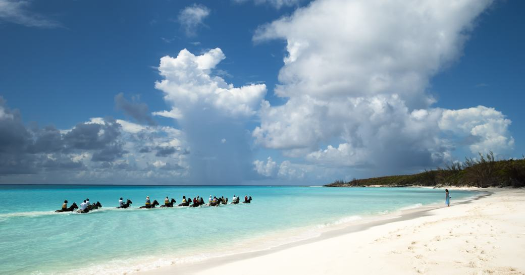 Bahamas charter special: Luxury yacht 'Time for Us' offers unbeatable charter discount photo 12