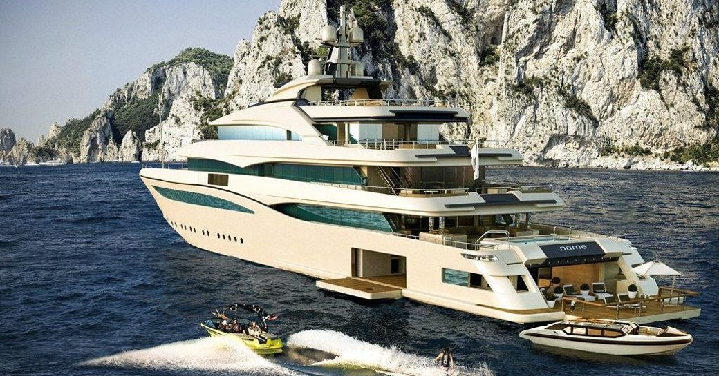 74m Superyacht Cloud 9 Delivered From CRN photo 1