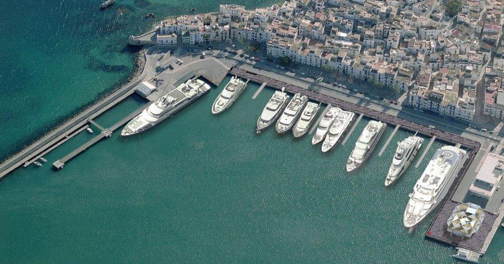 Brand New Superyacht Marina 'Sovren Ibiza' Now Open photo 2