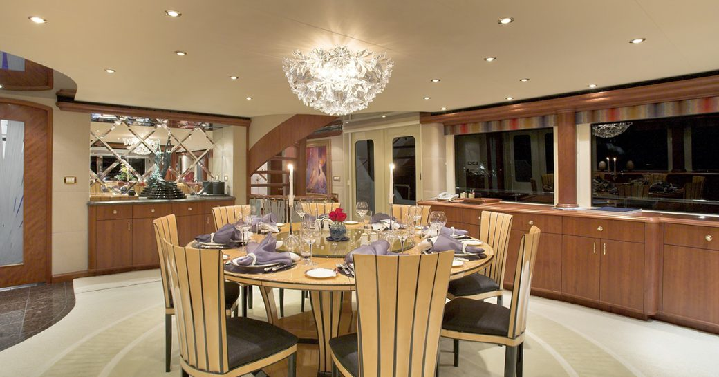 Superyacht 'Nicole Evelyn' available for New Year's Eve charter in the Bahamas photo 4