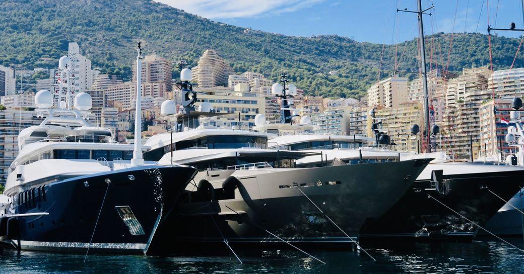 Doors open at Monaco Yacht Show 2019 photo 1