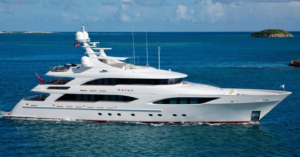 Charter Yacht KATYA Prepared For Miami Show This Week photo 7