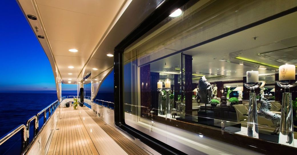 Superyacht 'LIONESS V' joins the Charter Fleet photo 5