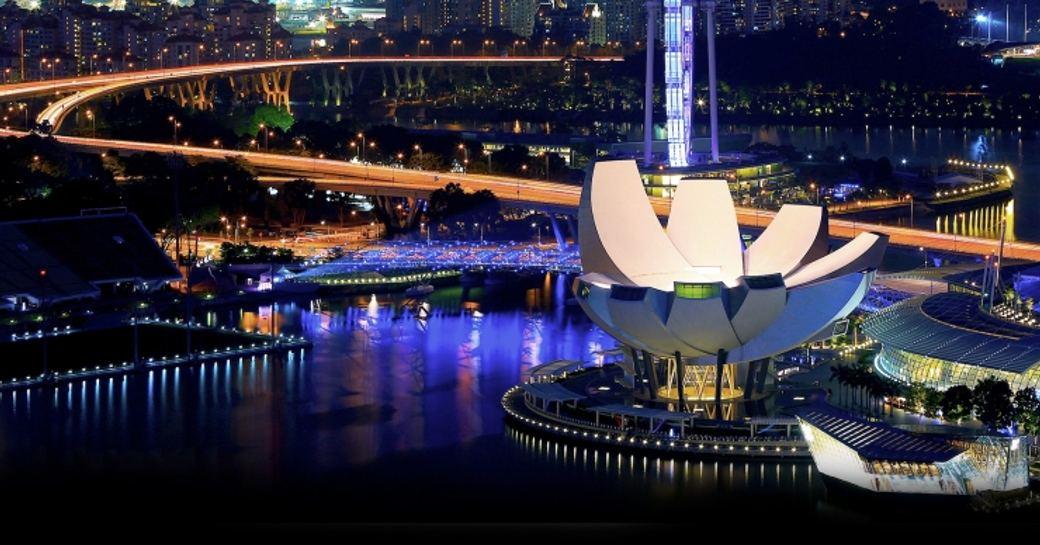 Singapore's ArtScience museum