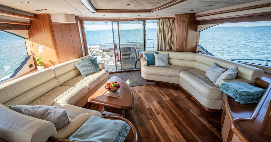 The ultimate UK staycation for 2021: discover luxury yacht charters onboard superyacht Chess photo 6