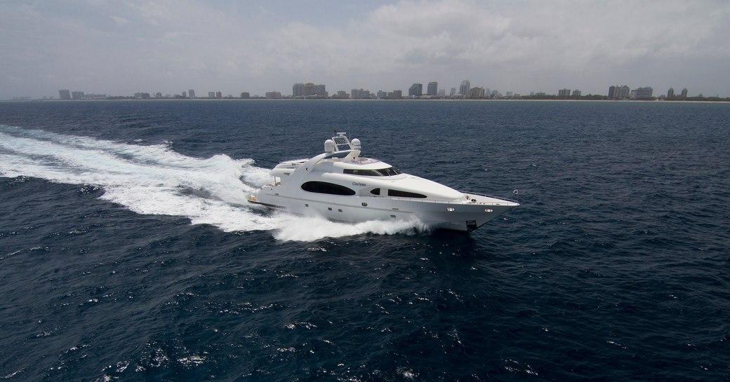 Bahamas charter special available on luxury yacht CHARISMA photo 6