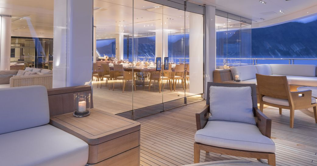 CLOUDBREAK available to charter in Scotland and Norway this May photo 2