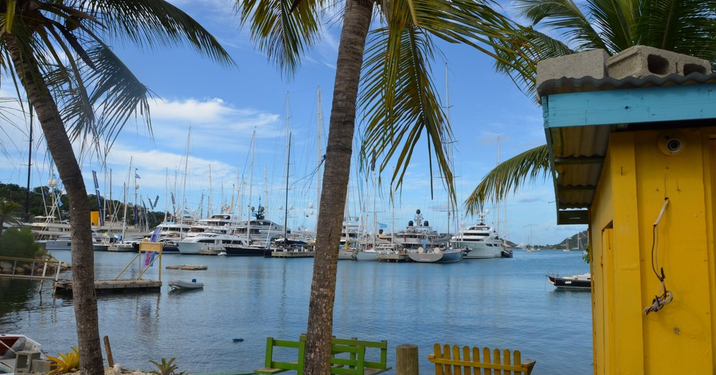 Action-packed Antigua Charter Yacht Show Wraps Up for 2015 photo 4