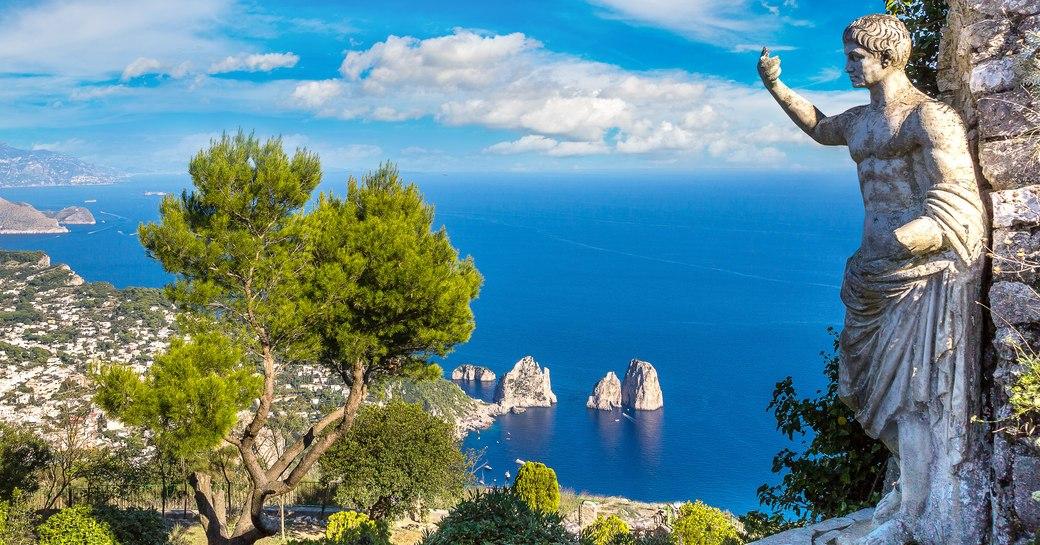 Italian Riviera Capri