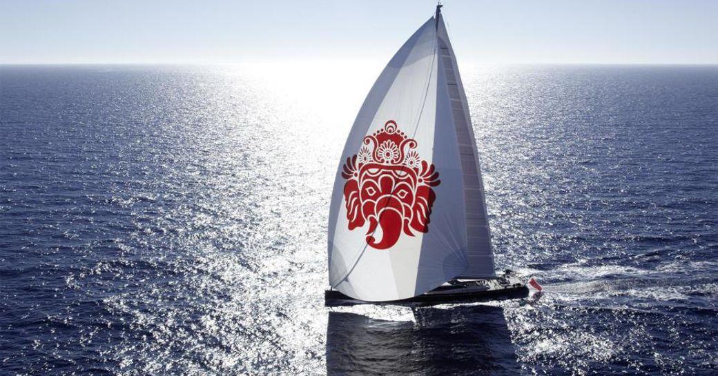 Sailing yacht GANESHA