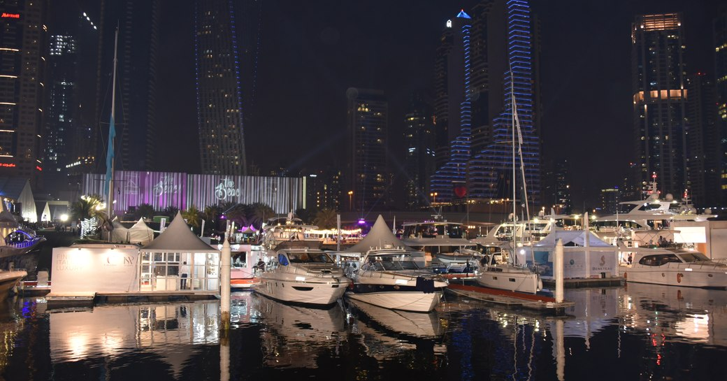 A Round-Up Of Day 1 Of The Dubai International Boat Show 2017 photo 8