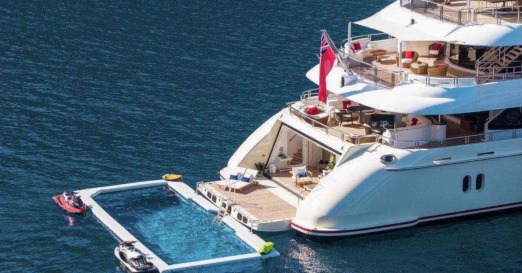 78m superyacht EMINENCE joins the charter fleet photo 5